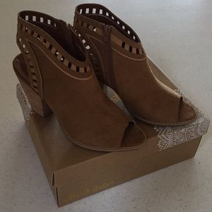 NWT... Altar'd State Booties